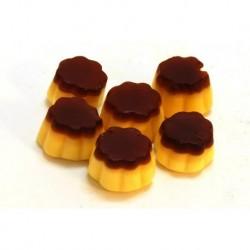 Caramelle Gommose Creme Caramel 1000 gr