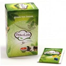 Confezione 20 filtri Té Verde al Limone - TEA OF LIFE