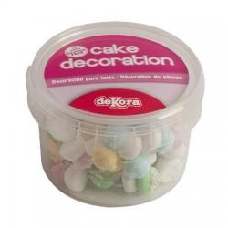 Confezione Funghetti Coloratii di Zucchero 90 gr