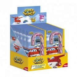 SUPER WINGS Espositore n. 12 Maxi Manico Ombrellino 60 gr