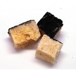 Cartone kg.3 Carbone formaggio Bianco di Zucchero Sfuso
