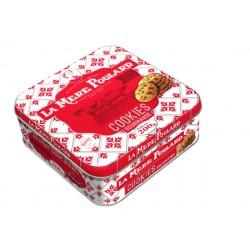 Latta Biscotti Cookies al burro con Pepite di Cioccolato 200 gr - Made in France