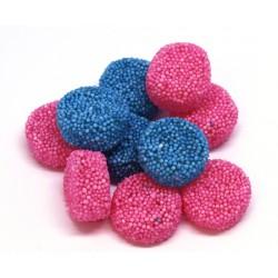 Jelly Buttons con mompariglia Rosa e Azzurri kg.1