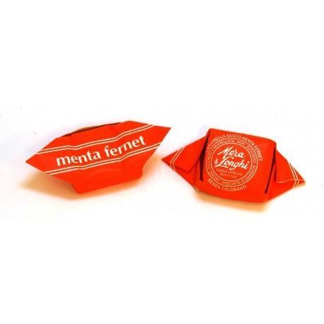 Caramelle Menta Fernet Mera e Longhi kg.1