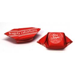 Caramelle Rabarbaro e Fragola Mera e Longhi kg.1