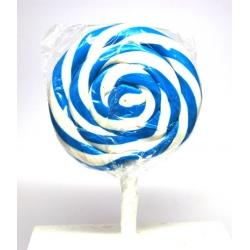 Lecca Lecca MEGA spiral bianco e azzurro 500 gr
