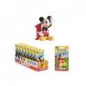 TOPOLINO-MICKEY MOUSE Candelina N.1 6,5 cm