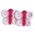 Marshmallow Cotone Dolce FARFALLE ROSA 900gr