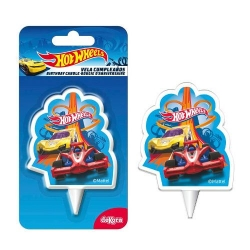 HOT WHEELS 2D Candelina 7,5 cm