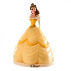PRINCIPESSA BELLA figurina in plastica