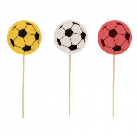 Lecca palloni calcio 18 gr (singolo pezzo)